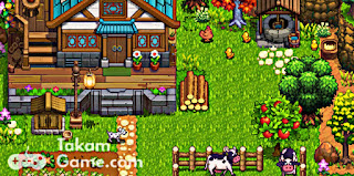 Qy games harvest town