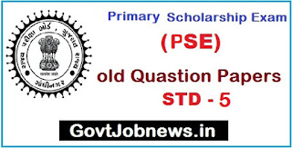 PSE – PRIMARY SCHOLERSHIP EXAM