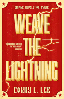 Interview with Corry L. Lee, author of Weave the Lightning