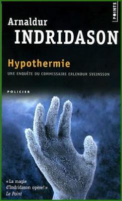 Hypothermie de Arnaldur Indriðason