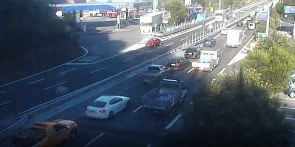 Traffico in tilt in Liguria