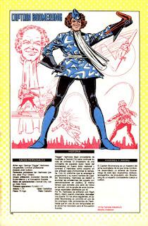 Capitan Boomerang (Ficha DC Comics)