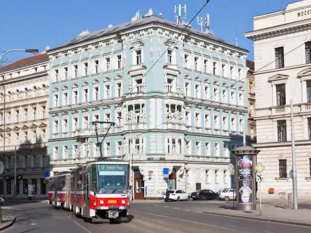 位于小城区的 Royal Prague City Apartments 皇家布拉格城市公寓