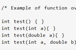Tutorial dan Contoh Function Overloading Pemrograman C++