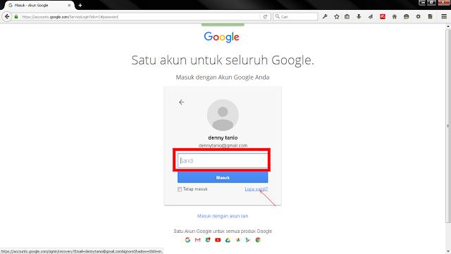 Cara Termudah Mengganti Sandi Akun Google