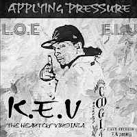 Soundcloud MP3/AAC Download - Applying Pressure by Kev - stream album free on top digital music platforms online | The Indie Music Board by Skunk Radio Live (SRL Networks London Music PR) - Saturday, 06 April, 2019