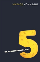 Slaughterhouse-Five by Kurt Vonnegut book cover