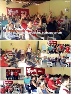 Sinpuc aprova paralisação em toda Região do Seridó Curimataú