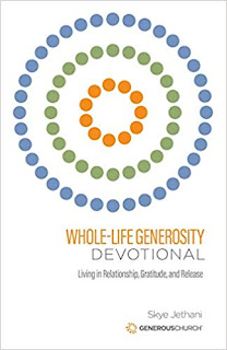 Whole Life Generosity Devotional