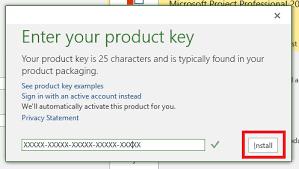 سريال اوفيس Microsoft Office 2019 Product Key