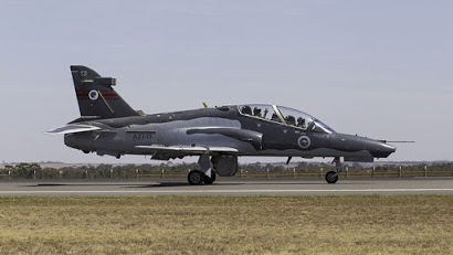 RAAF Hawk Fit to Fly into the Late 2020