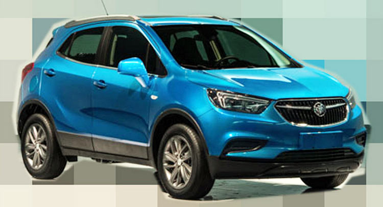 Buick Has Introduced The New 2017 Encore Strengthening Eal Of America S Most Por Small Suv