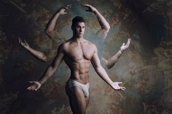 Huge Bulge: Kyle Hynick by Phantasma