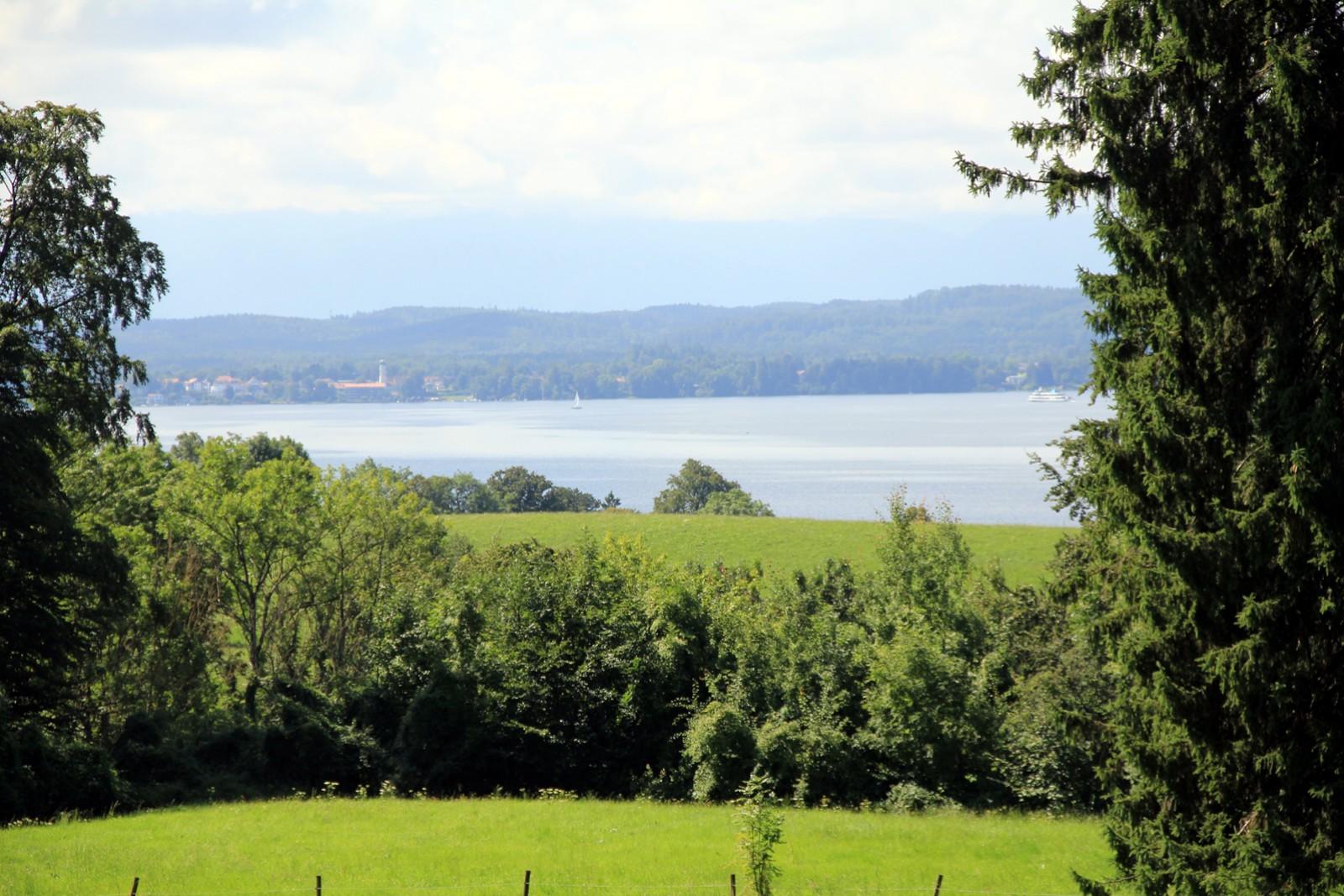 Ambach am Starnberger See nach Wolfratshausen