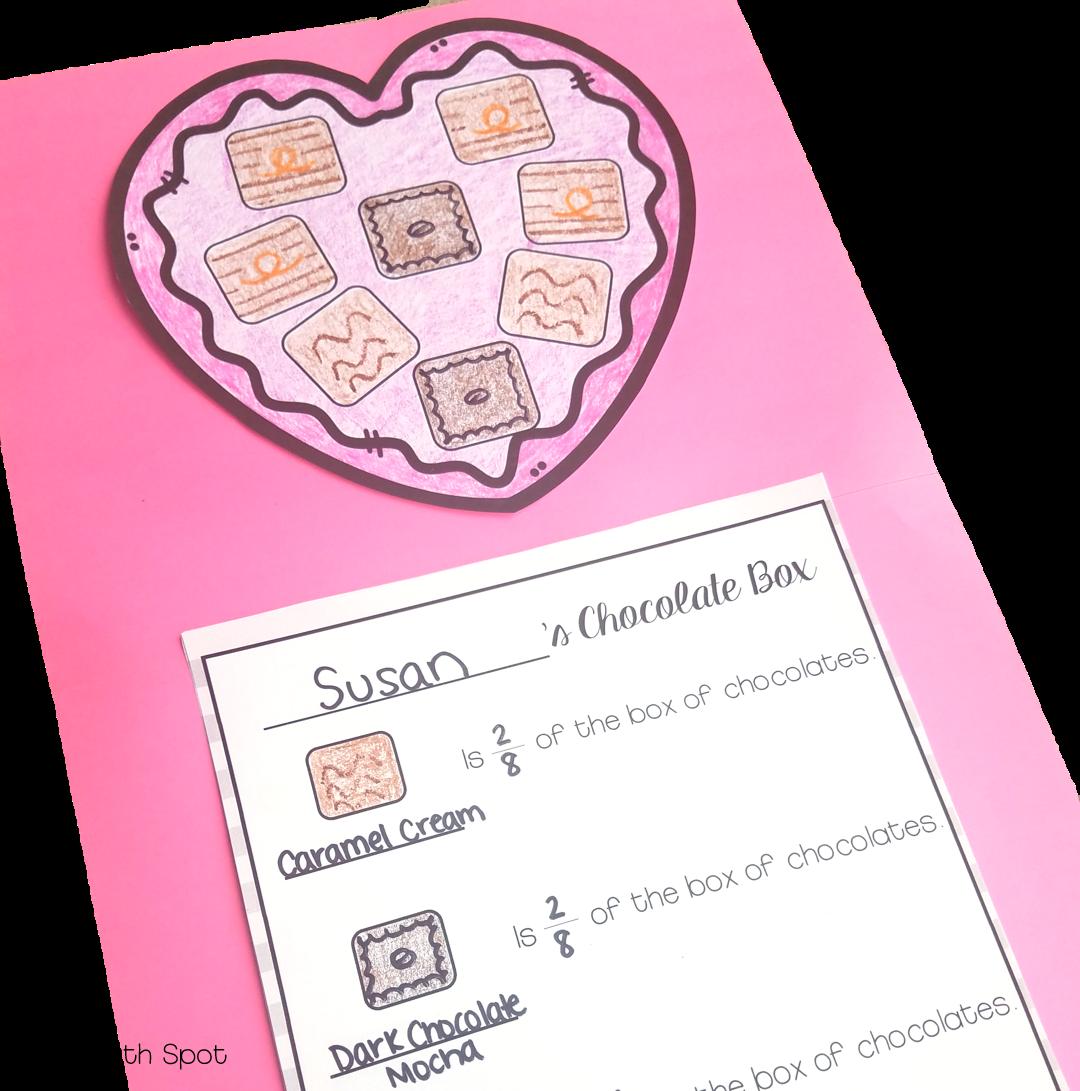 3 Valentine S Day Math Crafts