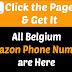 Amazon Phone Number Belgium | Get all Belgium Amazon Service Number