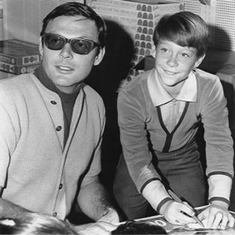 Lost In Space Batman Adam West Bill Mumy