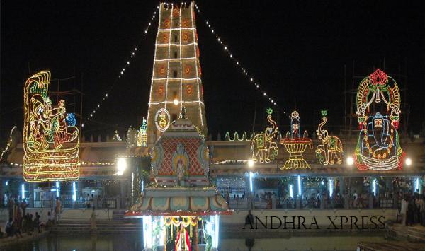 Vinayaka Temple: Kanipakam