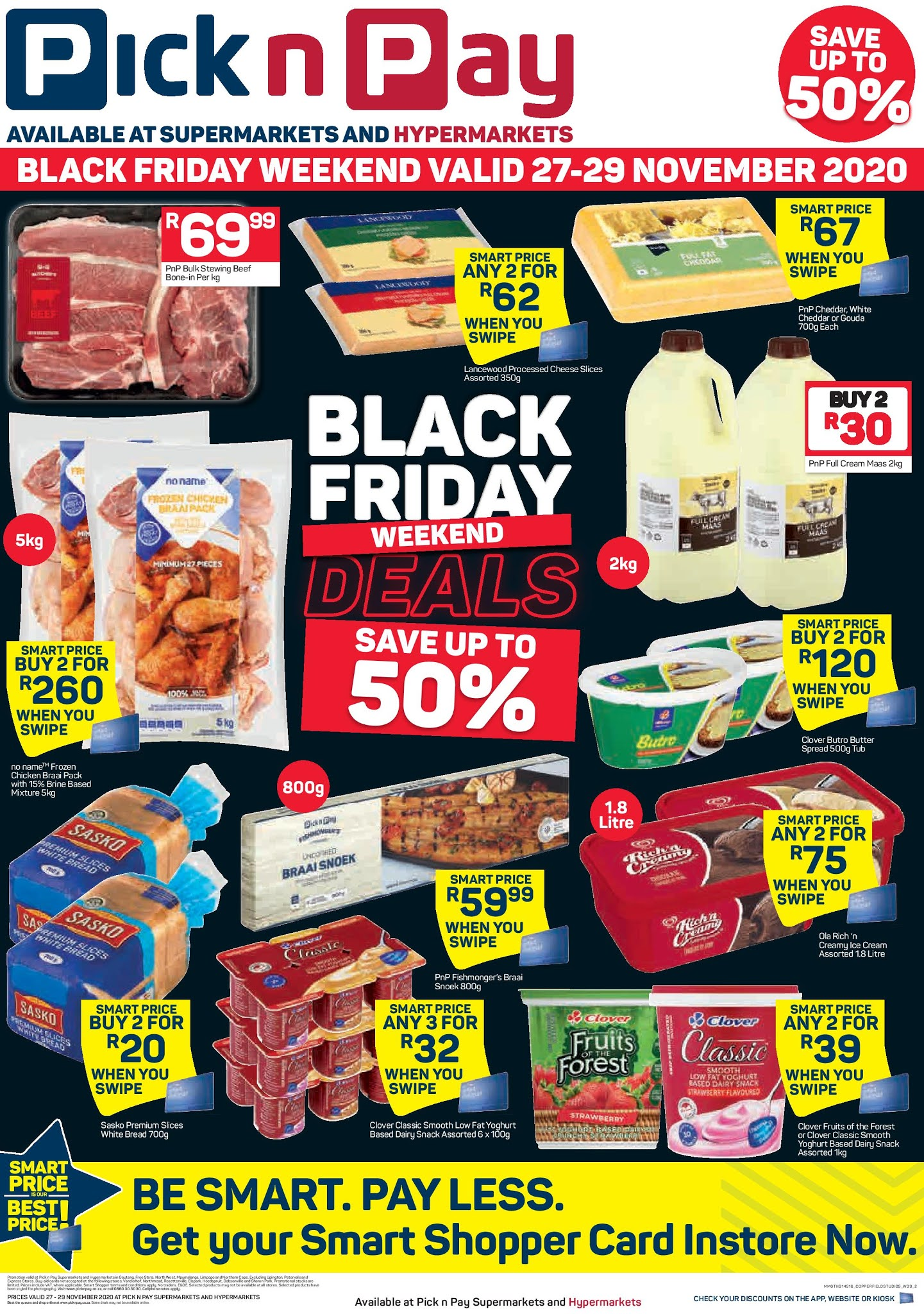 Pick n Pay Black Friday 2