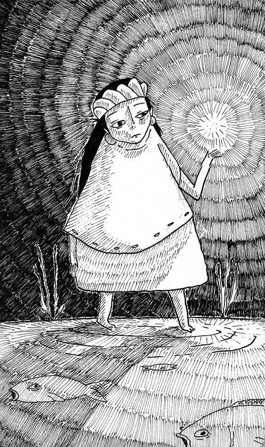Ilustración de Alexis Monter
