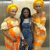 Banky W's Fiancee, Adesua Etomi Heavily 'Pregnant'....Flaunts Baby Bump