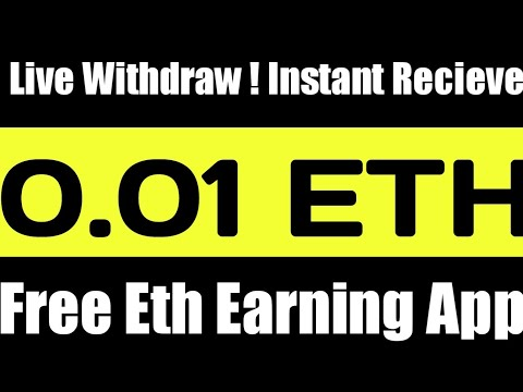 Earn Free Ethereum Eth Bitcoin Btc Daily High Paying Site Free Earning Website 2020 Without Invest