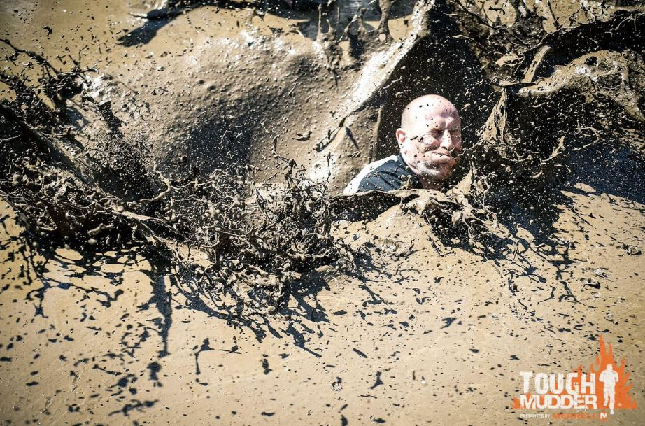 Tough Mudder London.