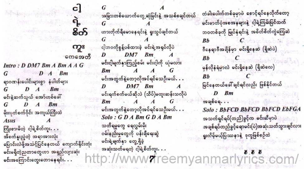 Lay Phyu - Power