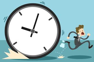 Pengaturan tujuan yang berhubungan dengan waktu
