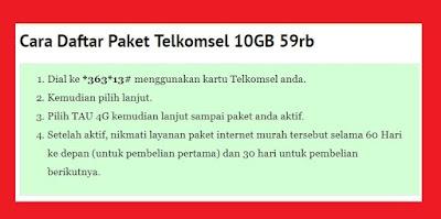 Banyak Jenis paket internet Murah yang dapat kamu aktifkan Trik Kuota internet Murah cara mengaktifkan Paket Internet Combo Telkomsel Murah
