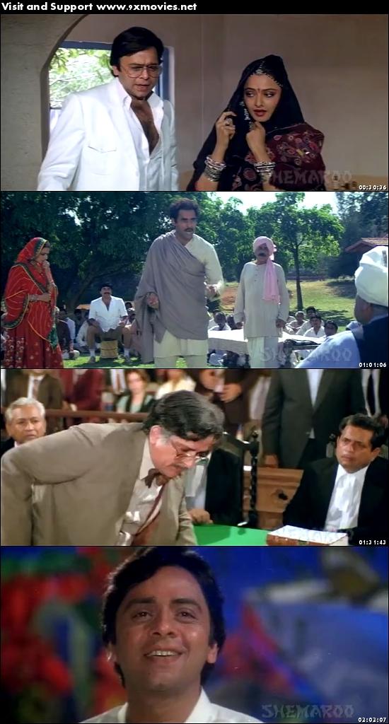 Pyaar Ki Jeet 1987 Hindi 480p DVDRip
