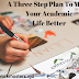 A Three Step Plan To Make Your Academic Life Better
