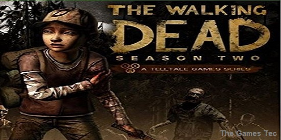 The Walking Dead Season 2 APK Android Game