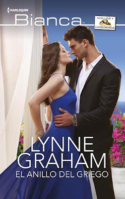 Lynne Graham - El Anillo Del Griego