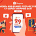 Leading Brands and MSMEs Gear Up for Shopee's Highly-Anticipated 9.9 Super Shopping Day