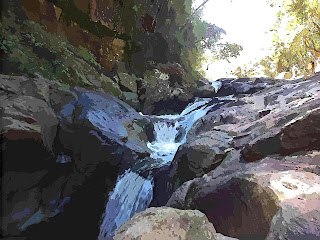 Panelão: Cachoeira em Nova Petrópolis