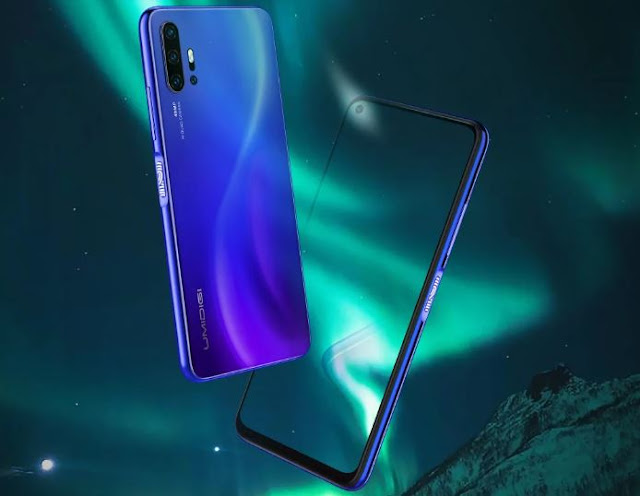 See Umidigi F2 Specifications, Price And Reviews