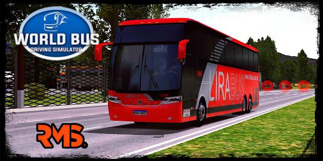 BUSSCAR JUM BUSS 360 - LIRABUS