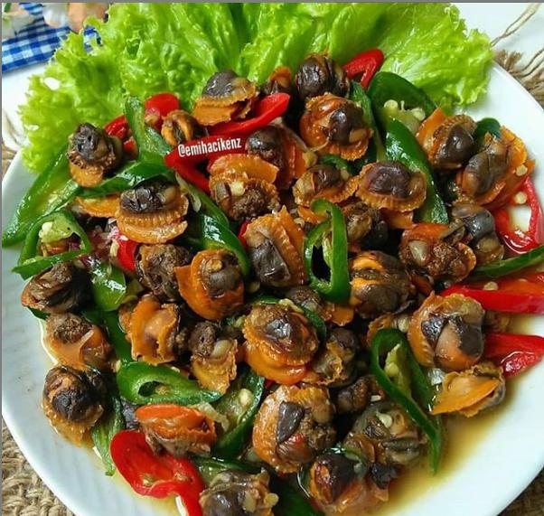 resep seafood, resep praktis, resep sederhana, resep indonesia, anti banyak bumbu