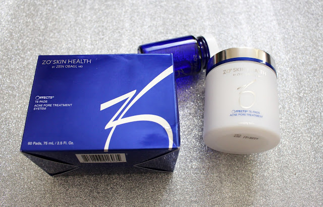 ZO Skin Health Offects TE-Pads Acne Pore Treatment