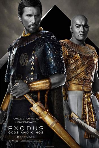 [PG-13] Exodus Gods and Kings 2014 Dual Audio HD Hindi BluRay ESubs