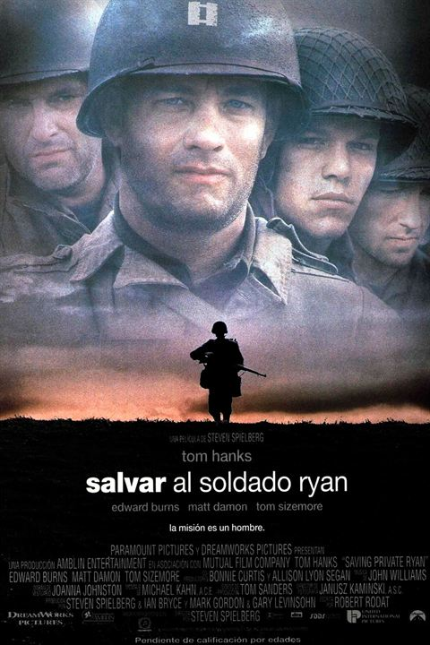 20 cosas que no sabías de 'Salvar al Soldado Ryan'