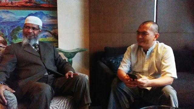 Dr Zakir Naik: Mereka Pasti Kalah Ketika Berhadapan dengan Dalil Alquran