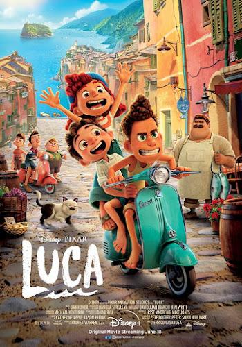 Luca (Web-DL 1080p Dual Latino / Ingles) (2021)