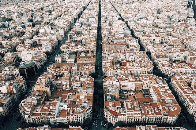 Do Aeroporto de Barcelona para o centro da cidade