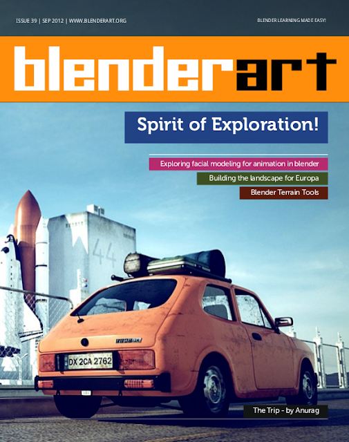 blenderart magazine