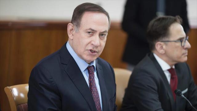 Netanyahu: Israel seguirá su apoyo médico a 'rebeldes' en Siria