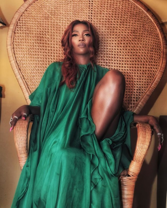 Men are Cowards  I Am Embarrassed To Be A Nigerian: Tiwa Savage Drops Heavy Shade