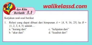 Kunci-Jawaban-Matematika-Kelas-8-Ayo-Kita-Berlatih-3.1-Halaman-86
