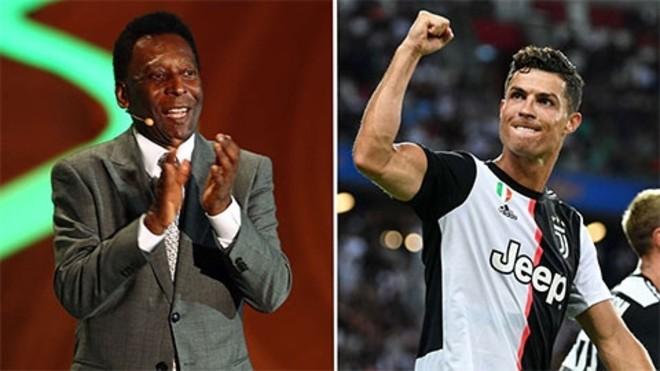 Vua bóng đá: Ronaldo bùng nổ ghi 735 bàn còn cách Pele bao xa?